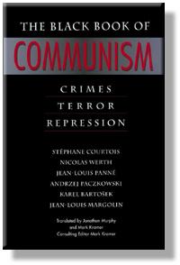 Cover of The Black Book of Communism - Crimes, Terror, Repression