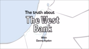 The Truth About the West Bank